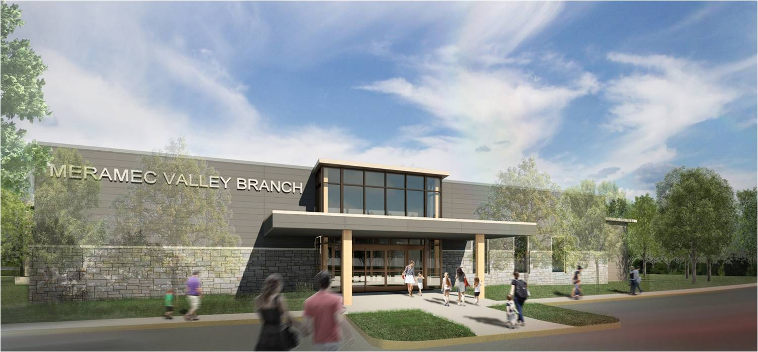 Meramec Valley Branch Rendering