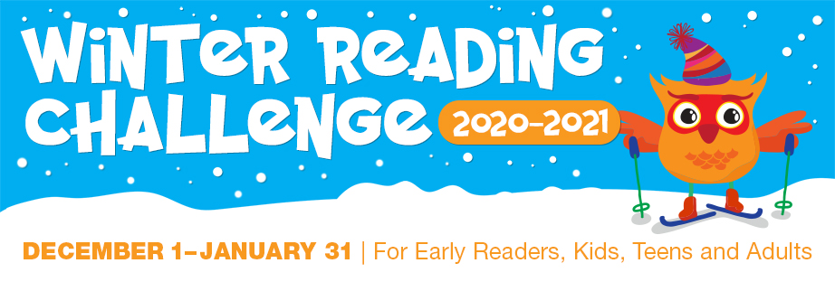 Winter Reading Challenge 2020-2021 - December 1-January 31