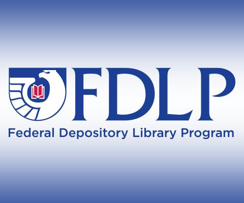 FDLP - Federal Depository Library Program