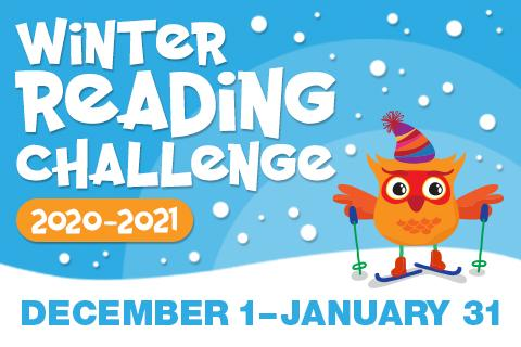 Winter Reading Challenge - December 1-January 31