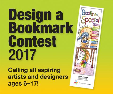 design a bookmark contest st louis county library